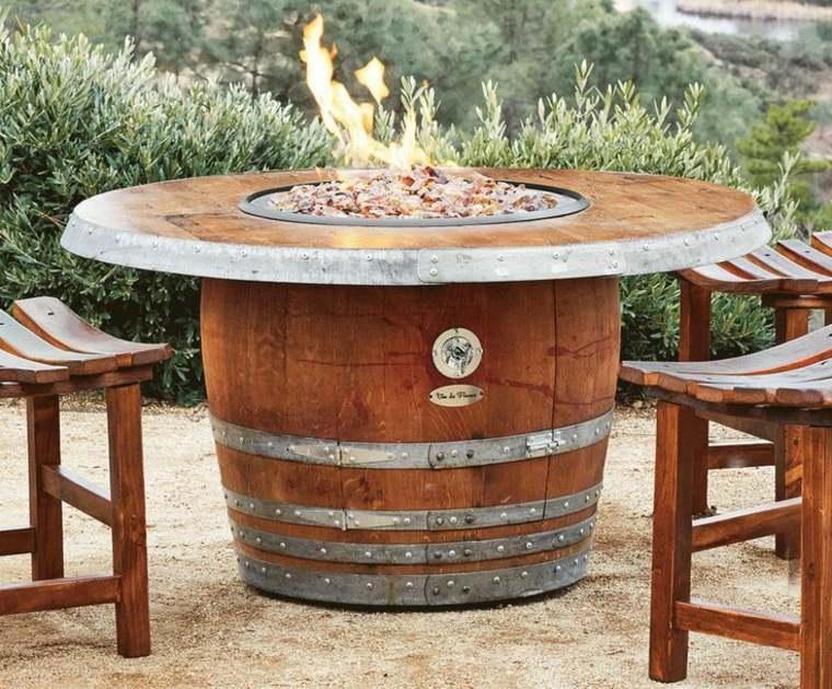 mesa barril