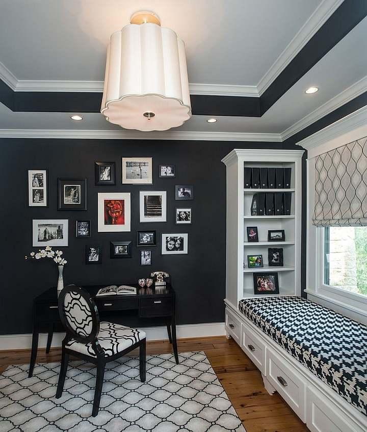 blanco y negro conceptos listados calidos