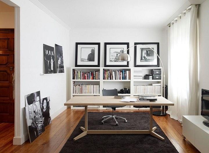 blanco y negro maderas sitios muestras paredes