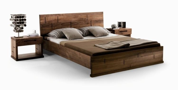 Camas de matrimonio para dormitorios modernos m s de 50 for Modelos de cama