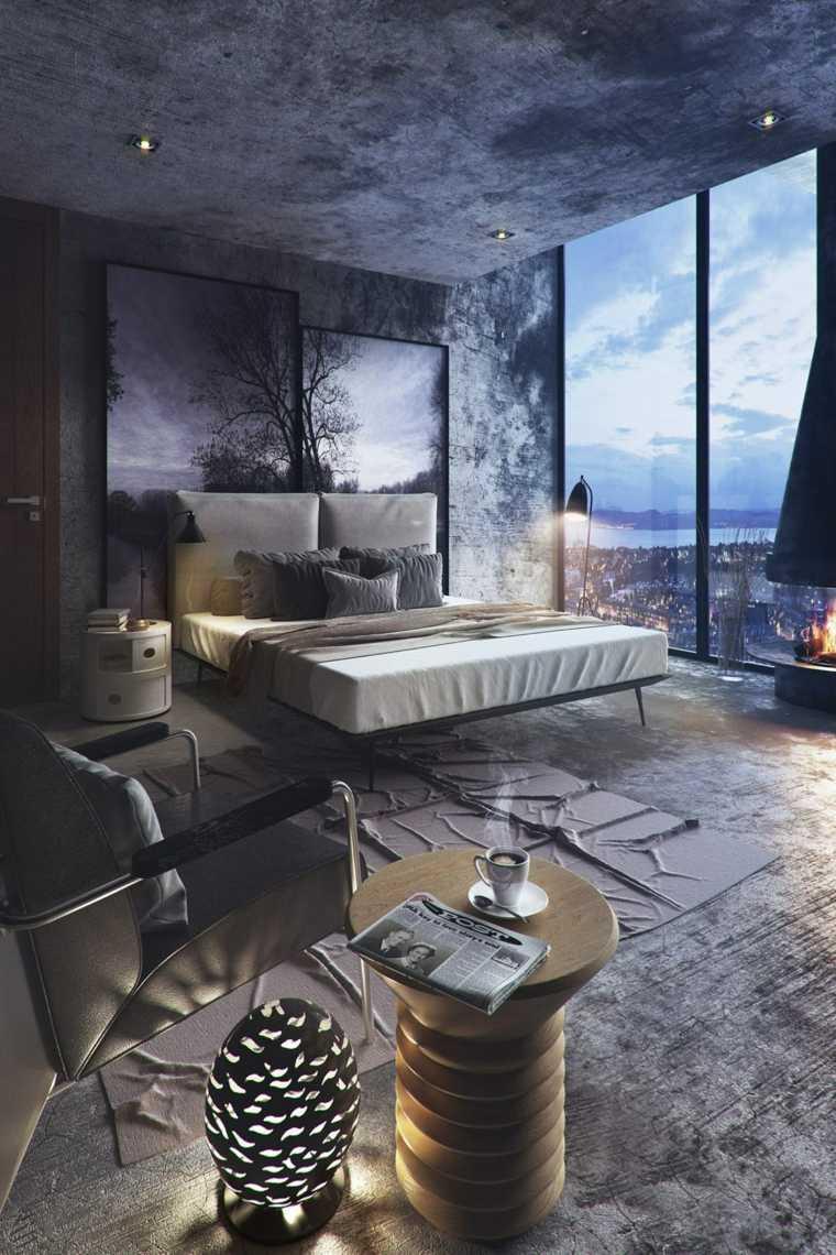 diseño Andrii Ortynskyi habitación moderna