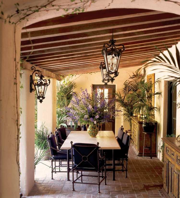 Decoracion Italiana Rustica ~ Fotos de casas italianas cl?sicas con terraza  ideas inspiradoras