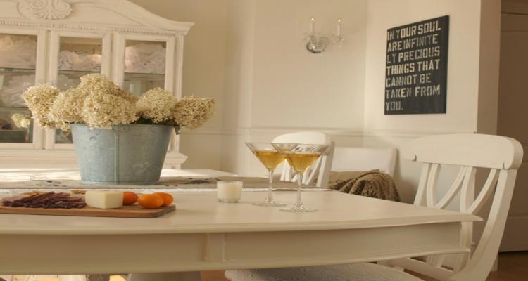 bonito conjunto muebles comedor vintage