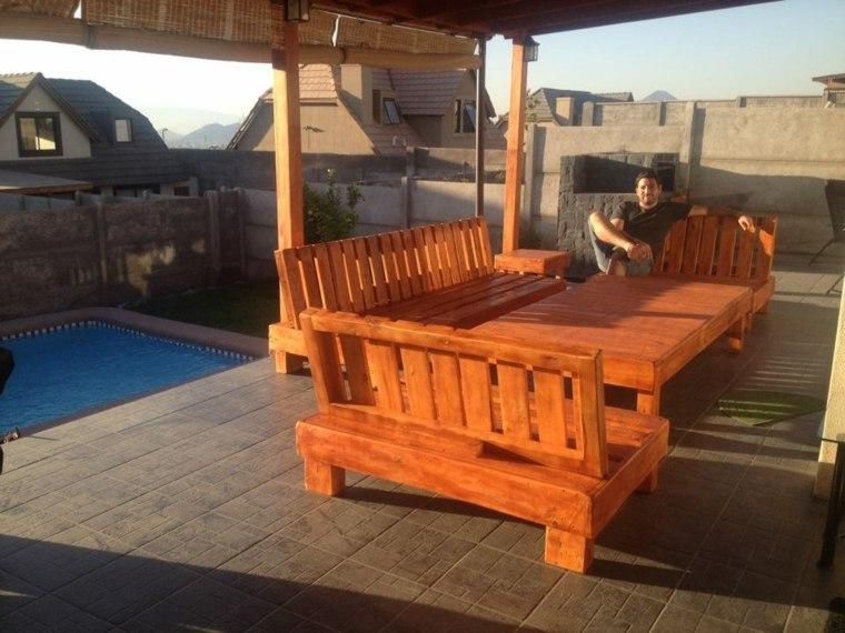 bonito conjunto muebles terraza muebles