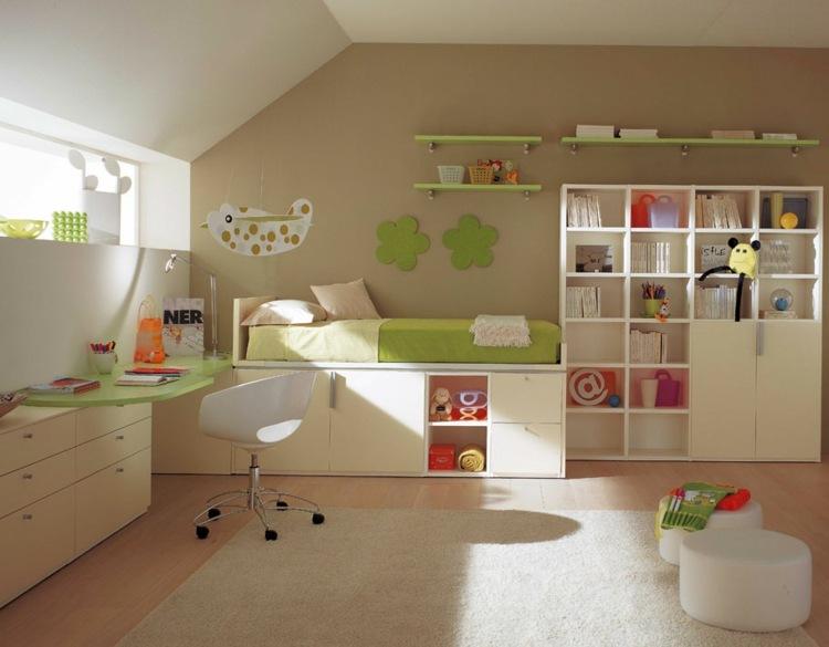 bonito diseño dormitorio moderno