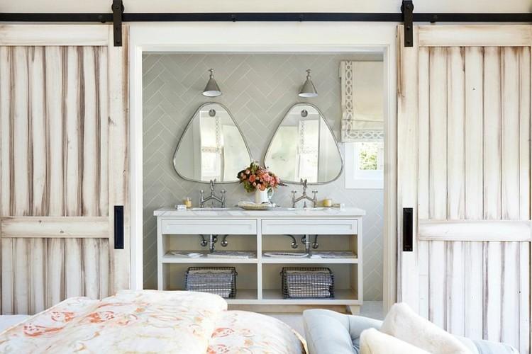 bonito diseño mueble cuarto baño
