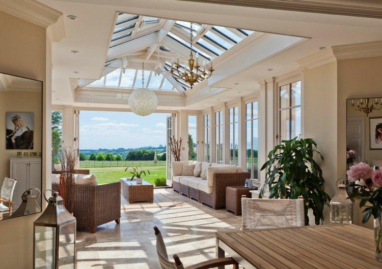 solarium diseño muebles modernos