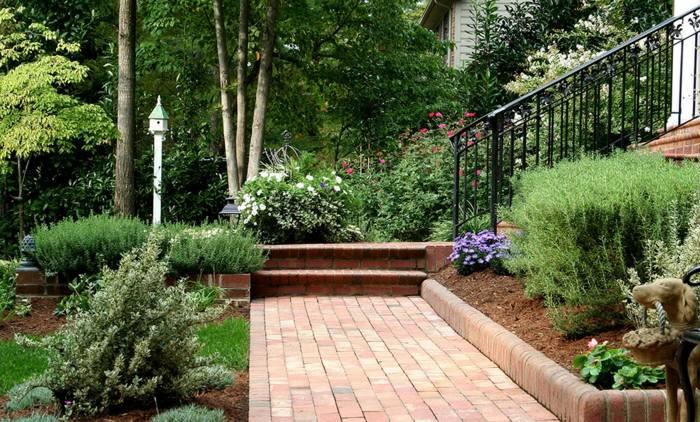 bordillos para jardin muebles jarrones escaleras