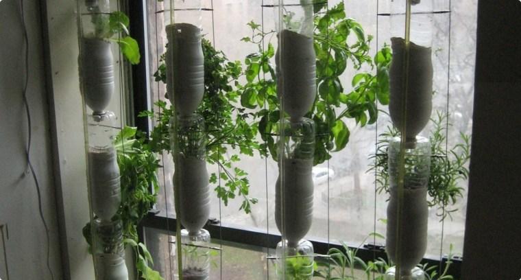 Cultivo hidroponico moderno y dise os de jardines verticales for Cultivo interior casero