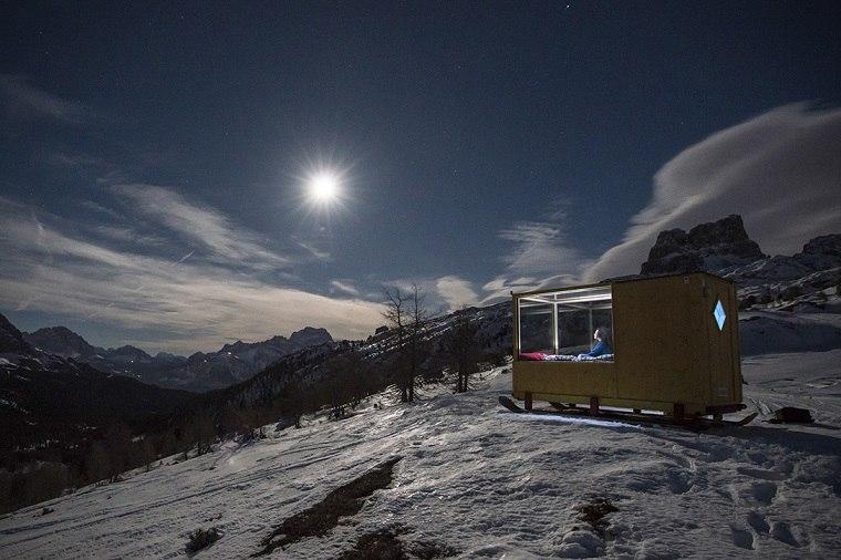 cabina critales vistas montana opciones ideas