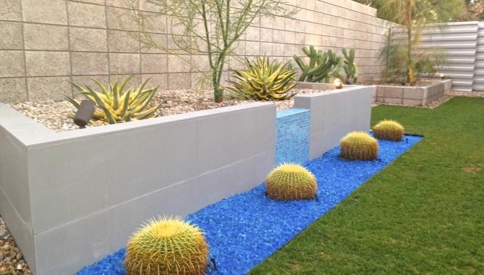cactus colores esferas cambiantes focos