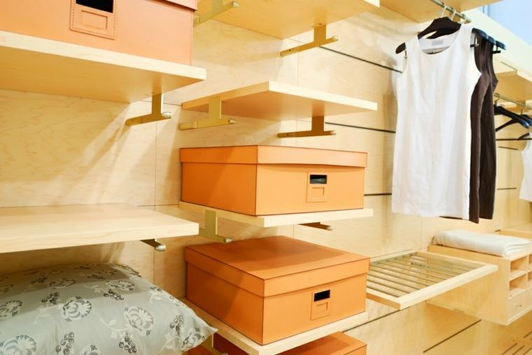 cajas estamtes armario moderno