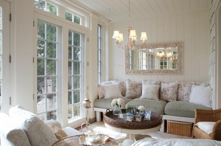 calido salones estados muebles cristales