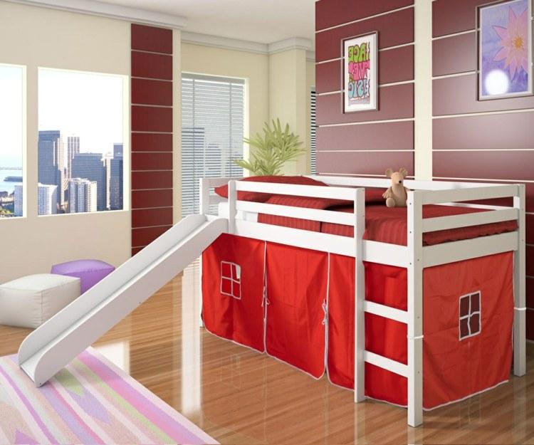 Camas Infantiles De Diseño Moderno Comodidad Y Diversión