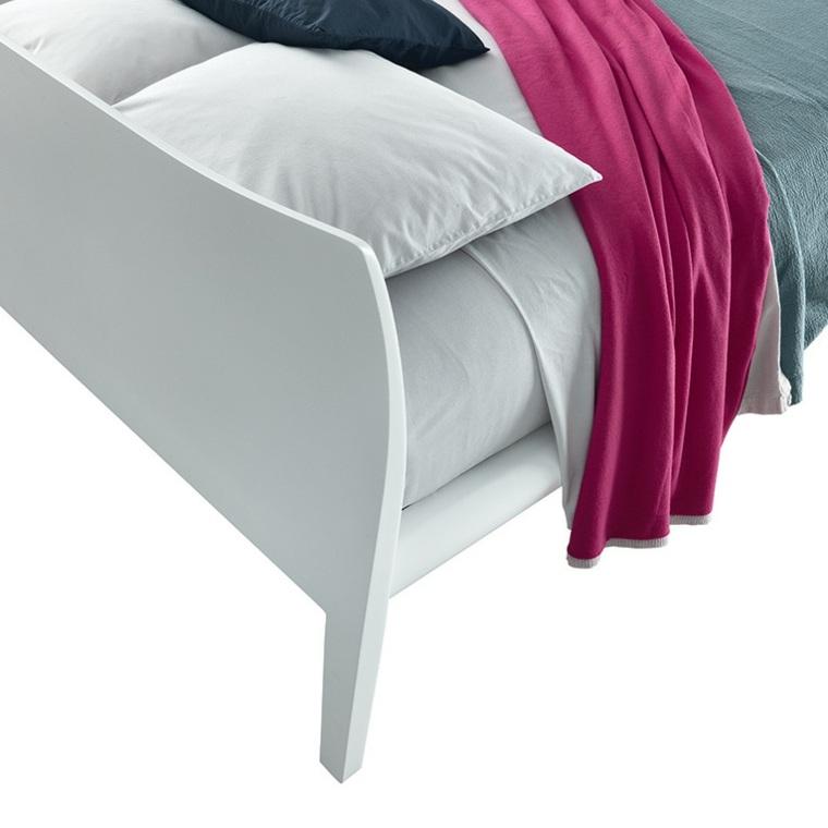 cama blanca origunal diseño