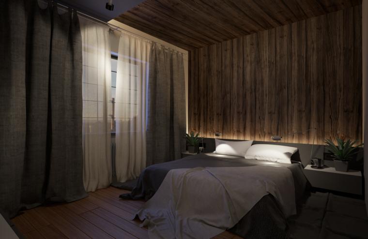 cama bonita diseño moderno