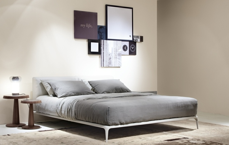 cama diseño simple diseño modrno