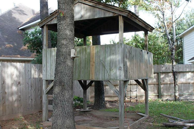 casa campo simple madera