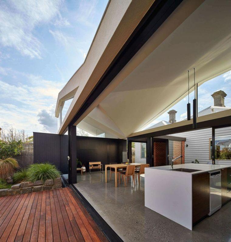 casa disenada MODO Hawthorn Australia ideas