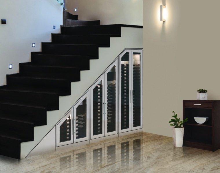 casa diseno elegante blanco negro ideas