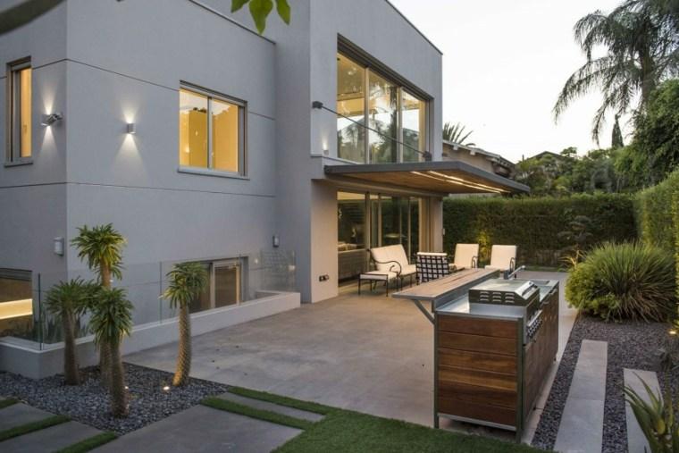 casa diseno terrazas moderno minimalista ideas