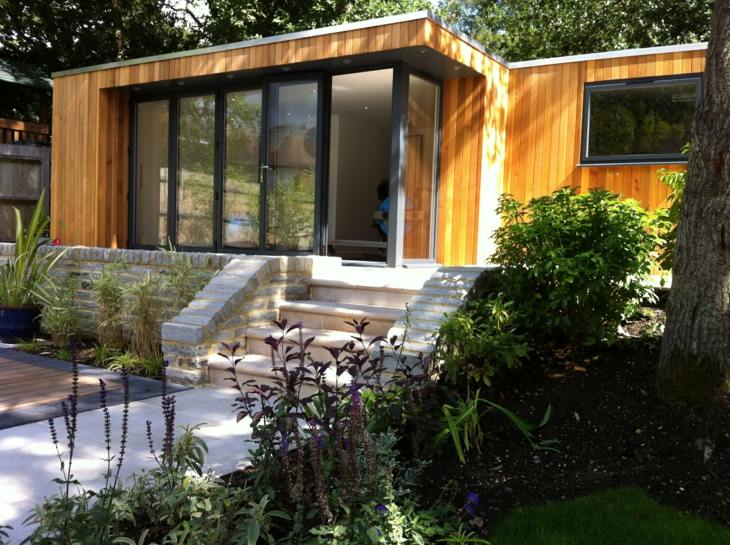 casa laterales emociones madera modernas