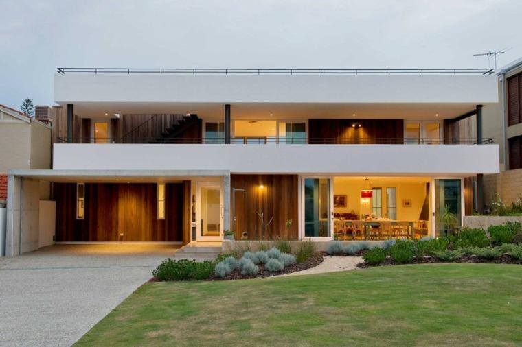 casa luminosa Paul Burnham Architect Designs Cottesloe Beach ideas
