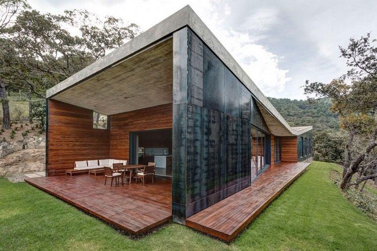 casas encanto suelo madera abierto ideas