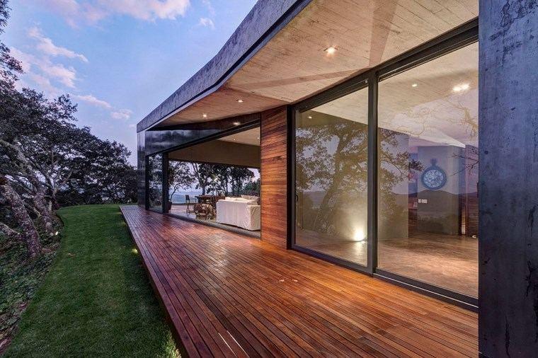 casas encanto ventanales iluminada ideas