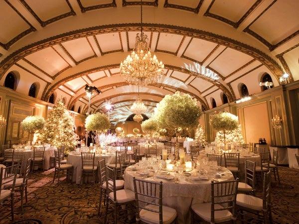 centros de mesa para bodas alto llama atencion ideas