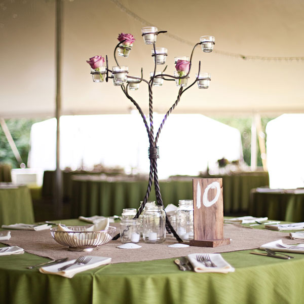 centros de mesa para bodas simple elegancia ideas