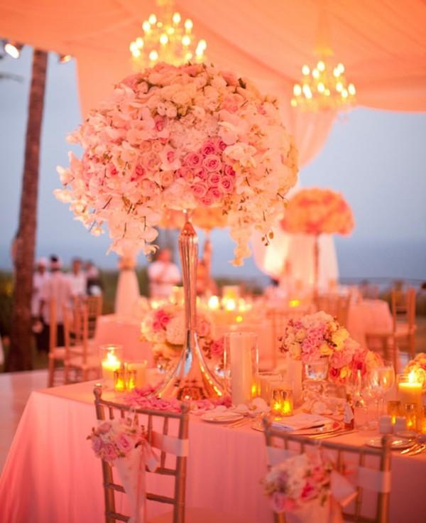 centros mesa bodas opciones originales ideas