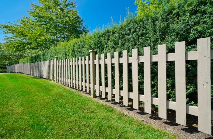 cerramientos jardin elegantes conceptos condiciones