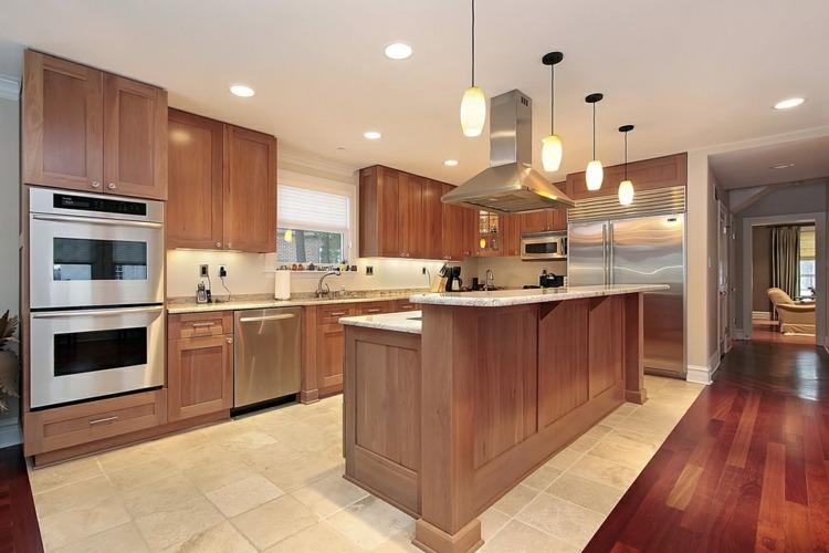 cocinas evitar casas pendientes calido