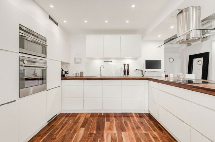 cocinas evitar colores estados limpias lineales