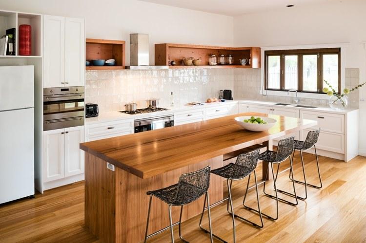 cocinas evitar colores estados suelos