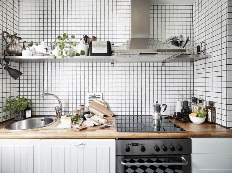 cocinas evitar frecuencias negro salpicadero