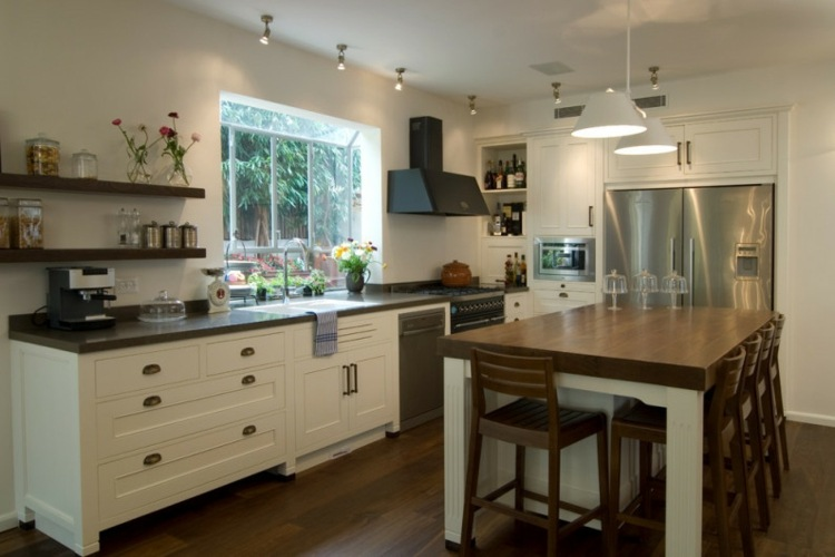 cocinas evitar islas conceptos madera