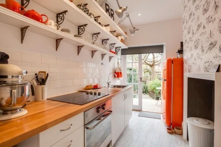 cocinas evitar simples estructuras estantes