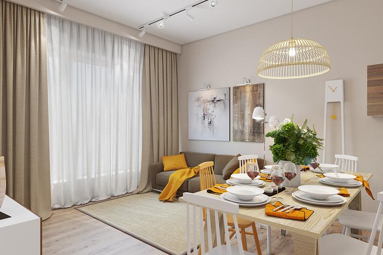 color amarillo acentos decorativos opciones faciles ideas
