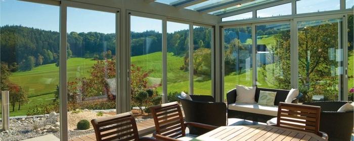 cristal templado aplicaciones para interiores luminosos. Black Bedroom Furniture Sets. Home Design Ideas