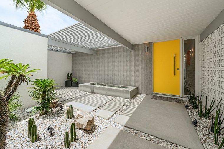 Jardin de cactus cuarenta y nueve ideas de c mo elaborar for Como hacer un lago en el jardin