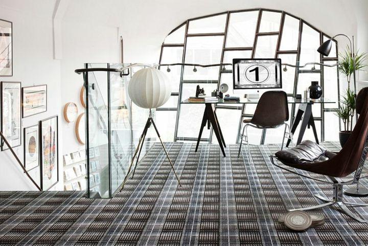 contemporaneas salas estantes conceptos pendientes