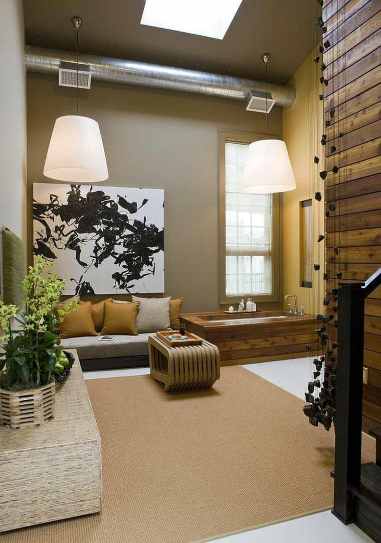 convierte bano tradicional spa casero ideas