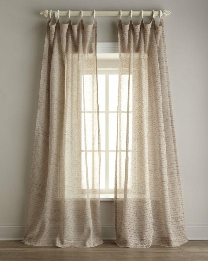 cortinas modernas enriquecen hogar estampa sentencias ideas