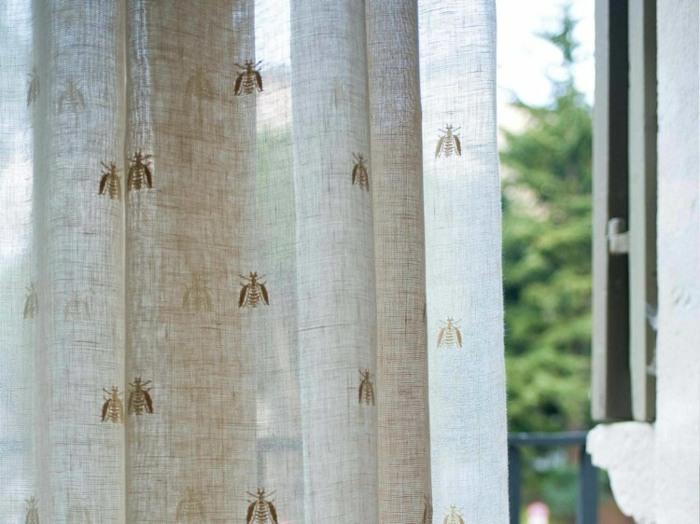 cortina moderna enriquecen hogar originales ideas