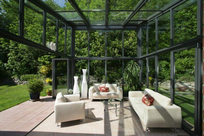 cristal templado exteriores metales muebles