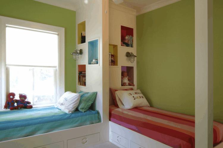 cuartos infantiles diseño moderno