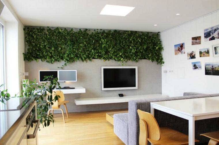 cultivo hidroponico jardin vertical interior