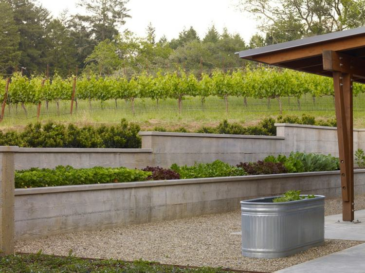 decoración jardines estupendo diseño